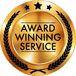 Award Winning Services